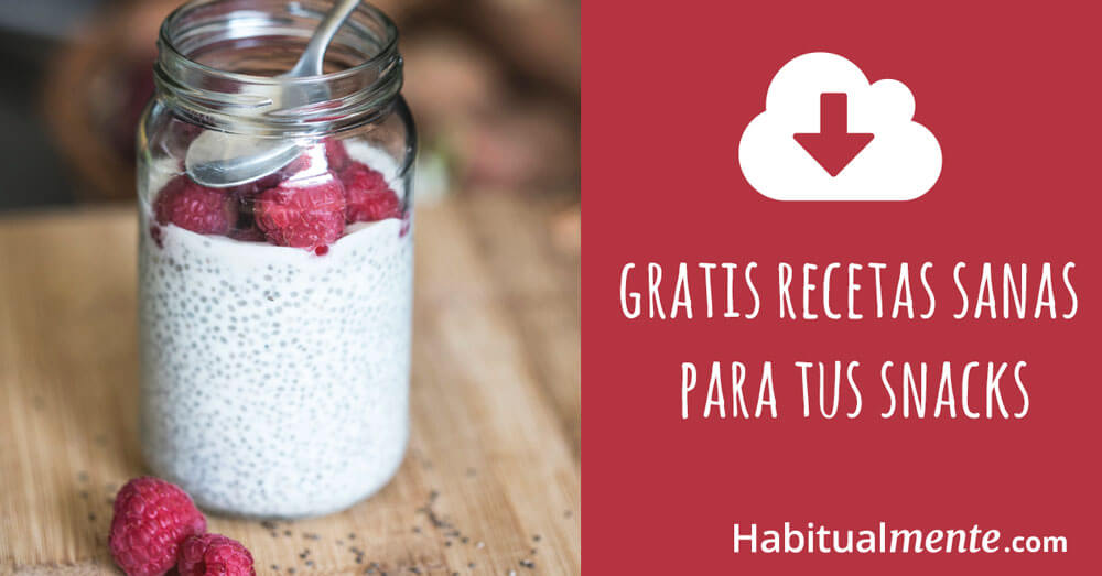 gratis snacks sanos