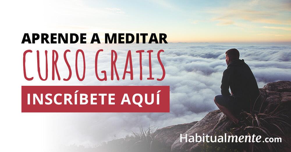 aprende a meditar curso gratis