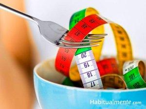 Las dietas no son una buena estrategia para la pérdida de peso