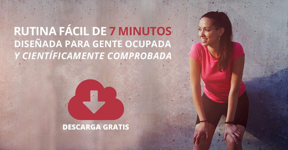 Rutina de ejercicio fácil