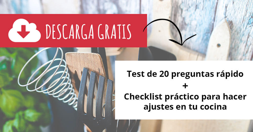 Descarga GRATIS un test rápido y un checklist