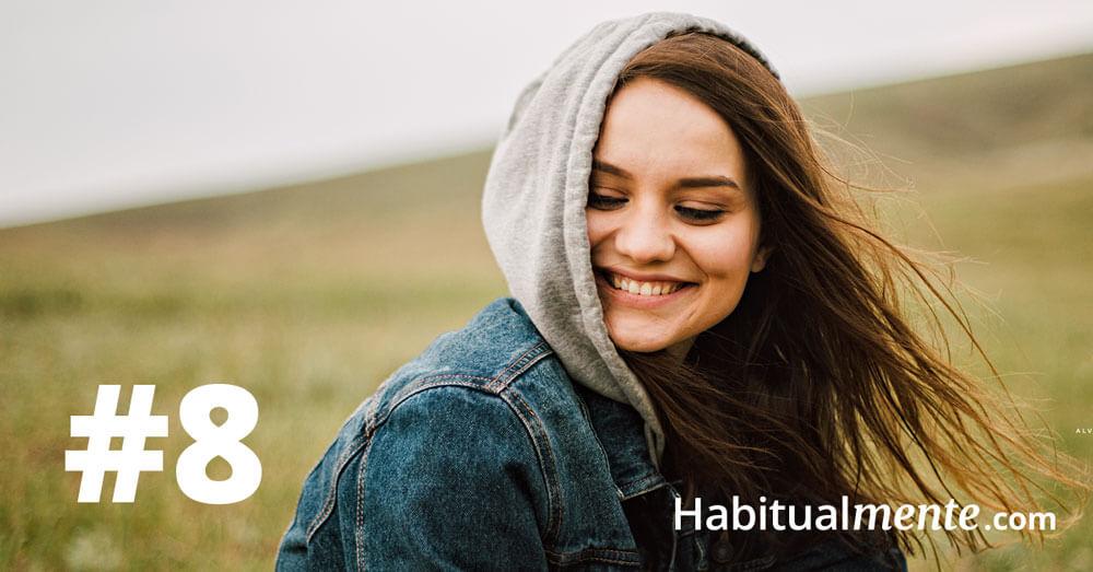 consejo para ser feliz