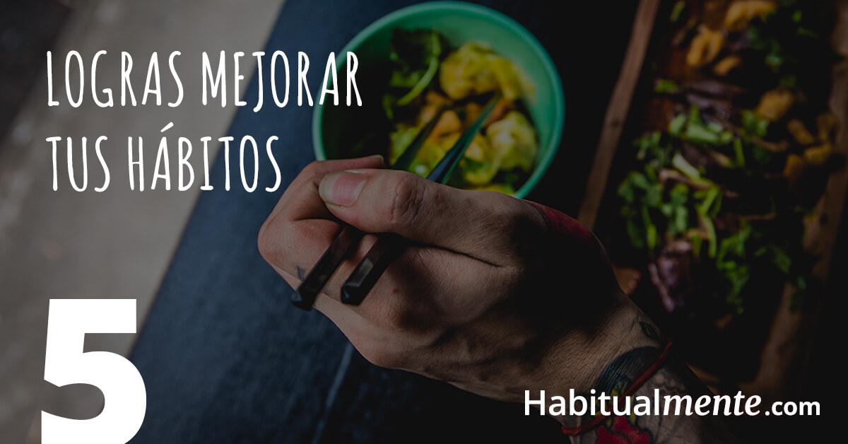 Viajar te ayuda a mejorar tus hábitos