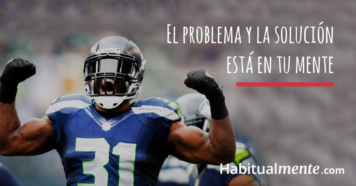 El problema y la solución para superar obstáculos está en tu propia mente