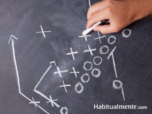 La mejor estrategia para superar obstáculos