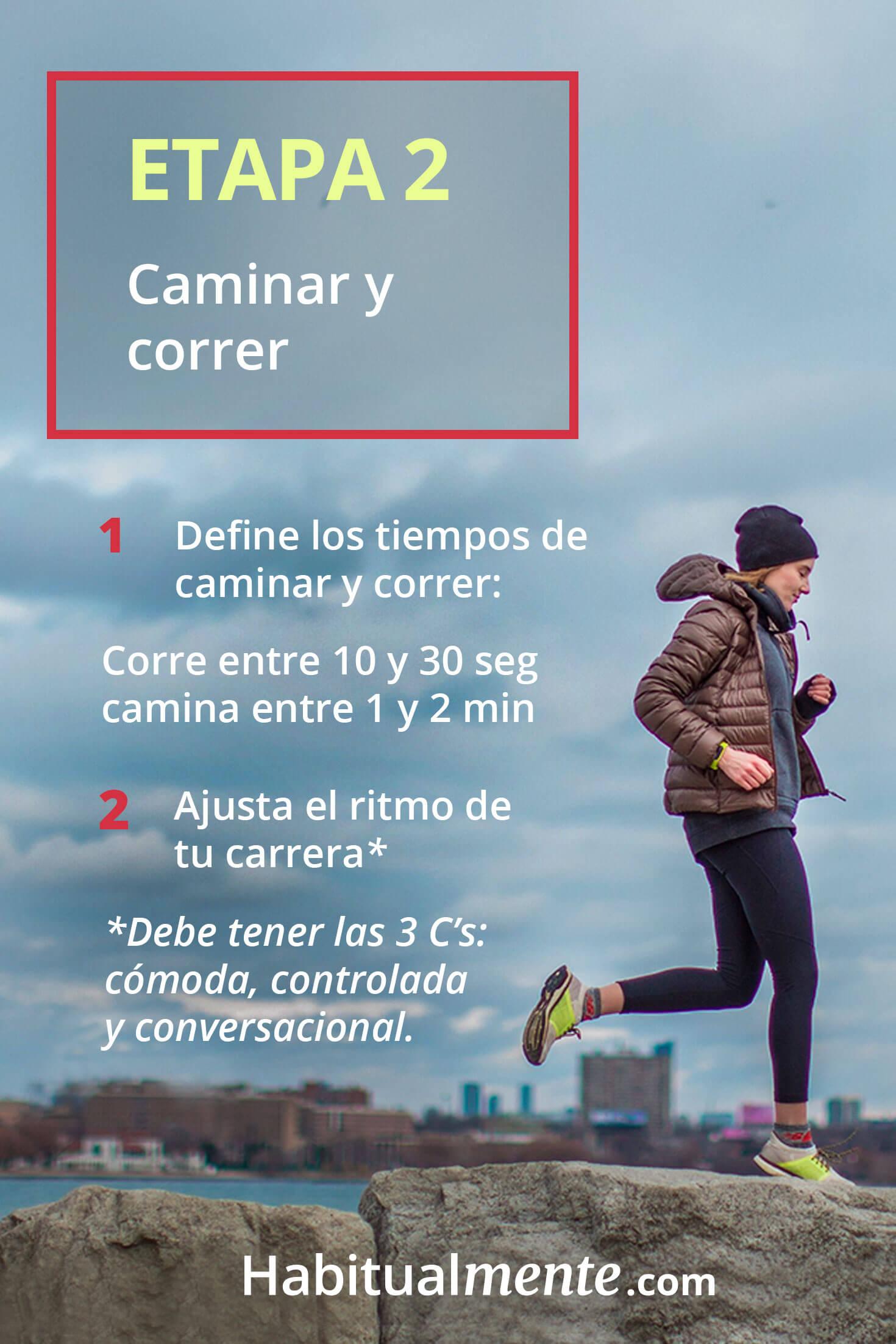 """Caminar y correr mejora lo que llaman la """"economía del corredor"""" la cual  significa que necesitas menos oxígeno para correr porque tu corazón y tus  pulmones ... bda8776888ce9"""