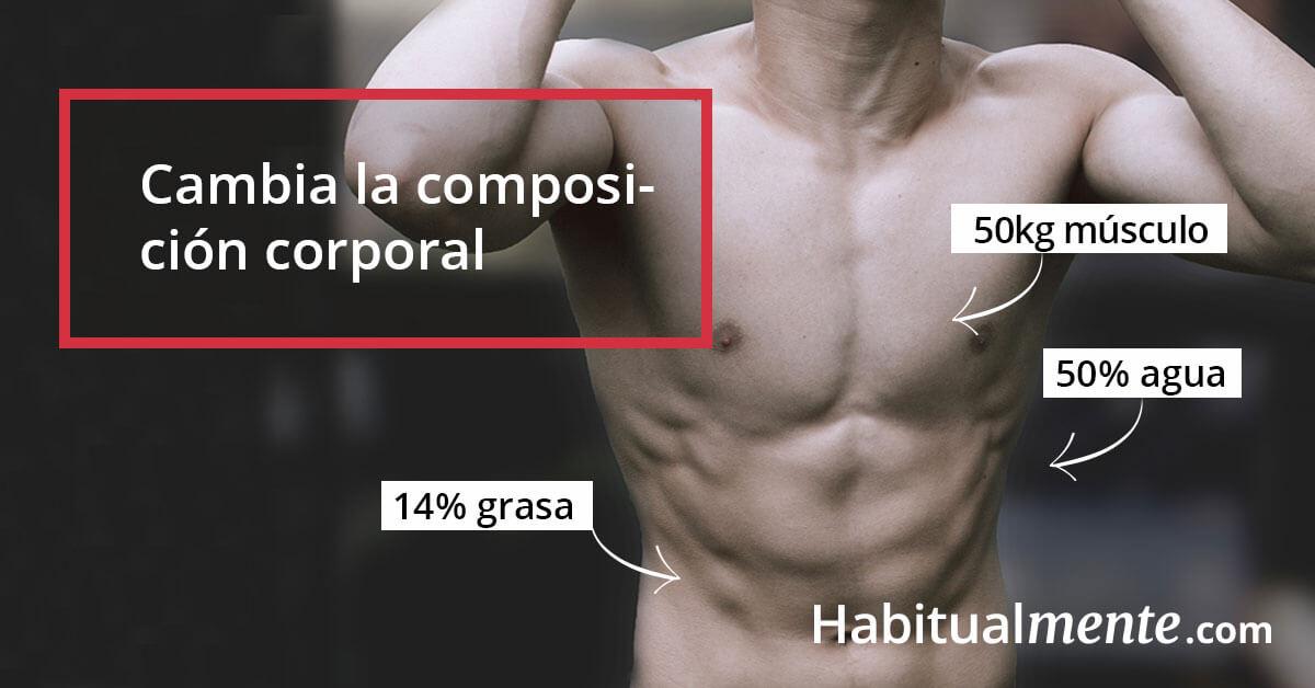 aumento de peso a los 50 años