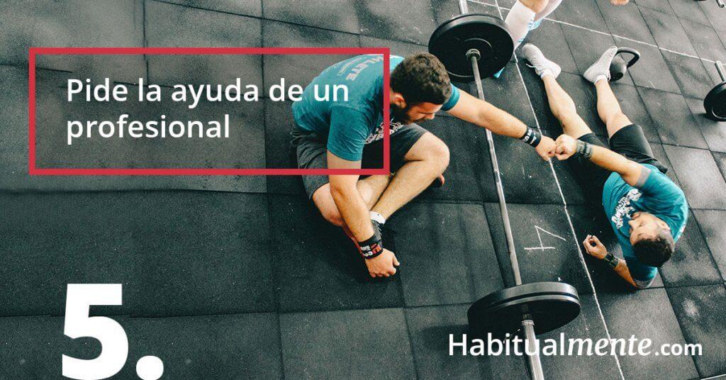 pasos para comenzar una vida fitness