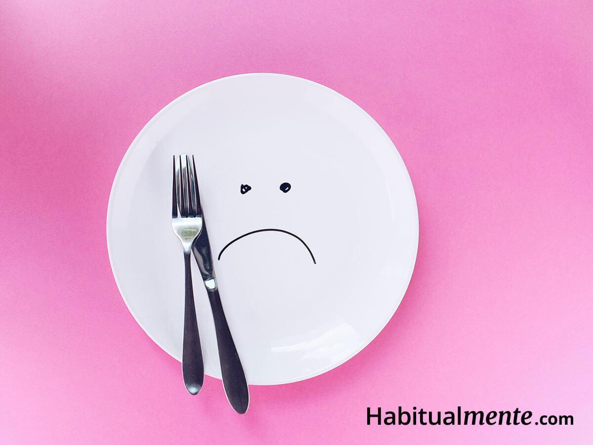 Enfermedad perdida de peso en poco tiempo