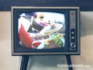 Los Power Rangers te explican los grupos de alimentos que todas tus comidas deben tener